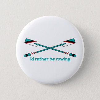 RowChick Rather Pinback Button