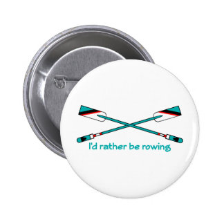 RowChick Rather Pinback Button