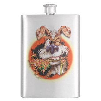 Rowdy Dog Hip Flask