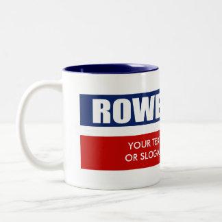 ROWE 2010 COFFEE MUG
