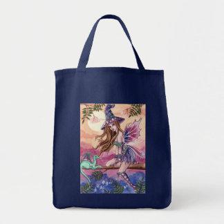 Rowenia - bruja y la bolsa de asas del dragón