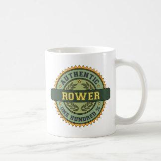 Rower auténtico taza