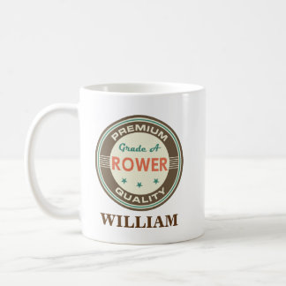Rower Personalized Office Mug Gift