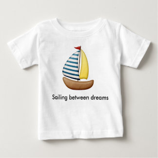 Rower Sweet dreams Baby T-Shirt