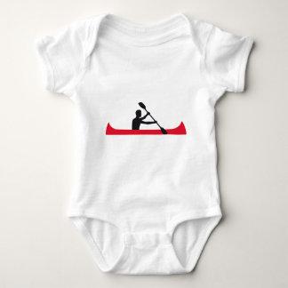 rowing baby bodysuit