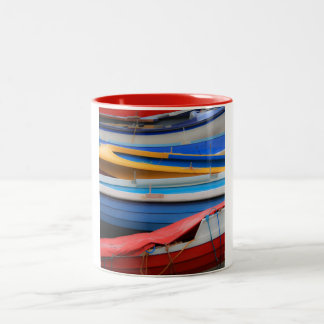 Rowing Boats Mug