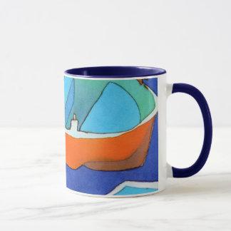 Rowing Boats Mug 2