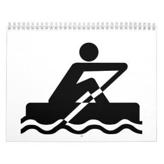 Rowing Calendar