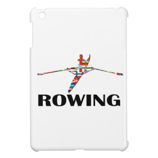 Rowing Cover For The iPad Mini