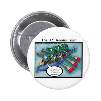 Rowing de los E.E.U.U. (las Huevas-ing combinan la Pins