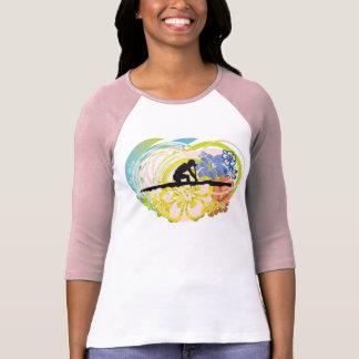 Rowing illustration t-shirts