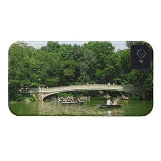 Rowing in Central Park Case-Mate iPhone 4 Case