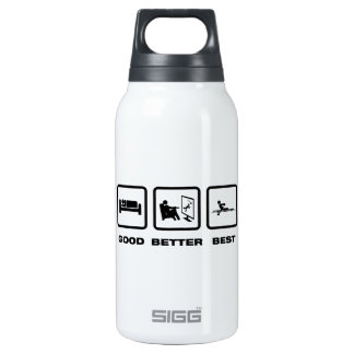 Rowing Insulated Water Bottle