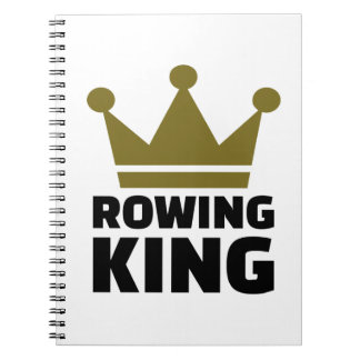 Rowing king note book