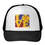Rowing Love Trucker Hat