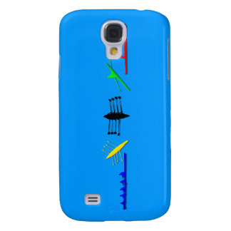 Rowing Mens Athlete Olympian Womens Sports Samsung Galaxy S4 Cover
