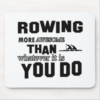 Rowing  more awesome mouse pad