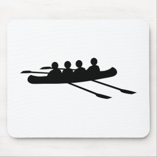 Rowing Mouse Pad