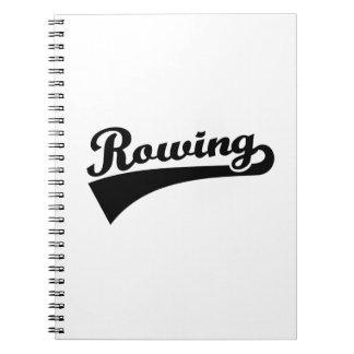 Rowing Notebook