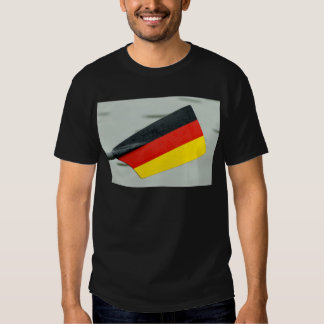 Rowing oar with German flag T Shirt