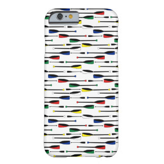 Rowing Oars Barely There iPhone 6 Case