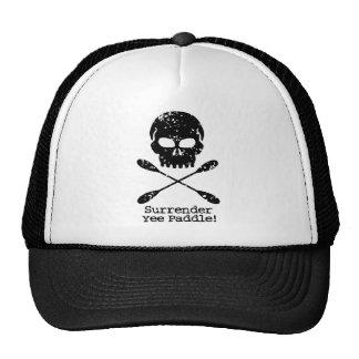 Rowing Pirate Trucker Hat