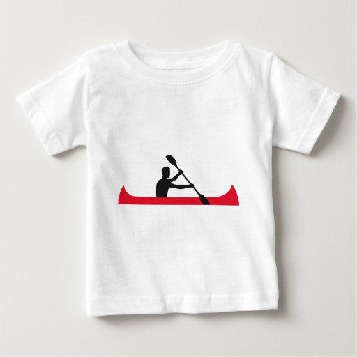 rowing playera de bebé