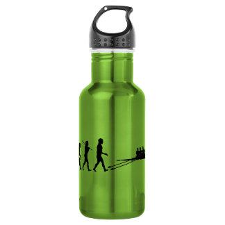 Rowing Racing Shell Sport 18oz Water Bottle