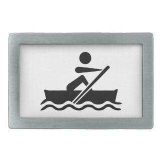 Rowing rower belt buckle