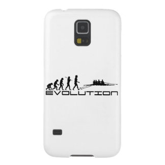 Rowing Rower Water Sport Evolution Art Galaxy S5 Covers