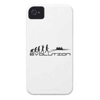 Rowing Rower Water Sport Evolution Art Case-Mate iPhone 4 Cases