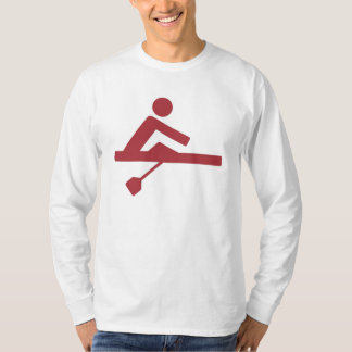 Rowing Silhouette T Shirts
