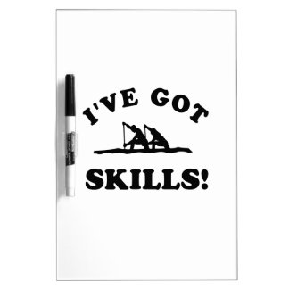 rowing skills  Vector Designs Dry Erase Whiteboards