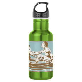 Rowing Stainless Steel Water Bottle