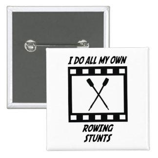 Rowing Stunts Pin