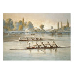 Rowing SUPERIOR Tarjetas De Visita