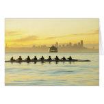 Rowing Team 2 Card