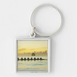 Rowing Team 2 Keychain