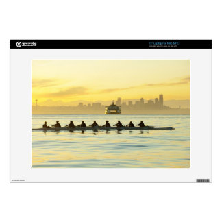 Rowing Team 2 Laptop Decals
