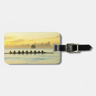 Rowing Team 2 Luggage Tag