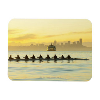 Rowing Team 2 Magnet