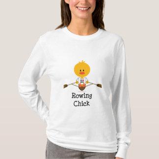 RowingChick Playera