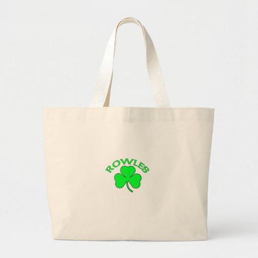 Rowles Tote Bag