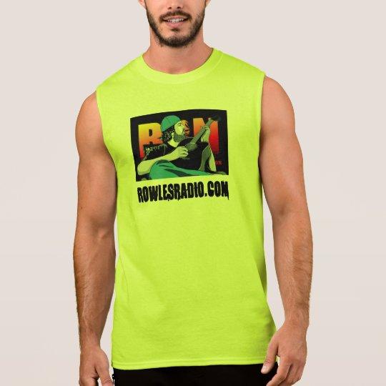 Rowles Radio Men's Ultra Cotton Sleeveless T-Shirt