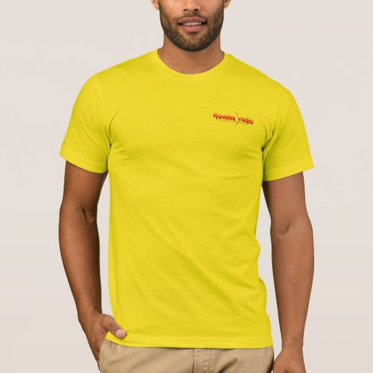 Rowles Radio World T-Shirt