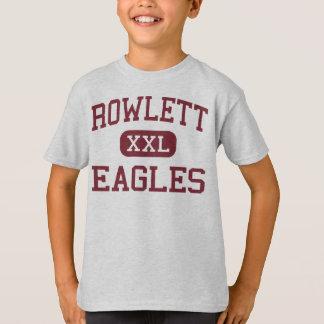 Rowlett - Eagles - High School - Rowlett Texas T-Shirt