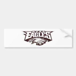 Rowlett Youth Athletic Association Ryaa Eagles Bumper Sticker