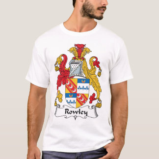 Rowley Family Crest T-Shirt
