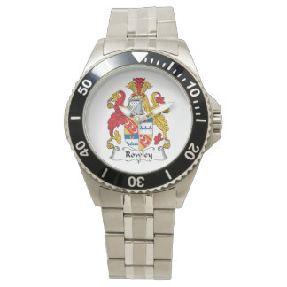 Rowley Family Crest Wrist Watches