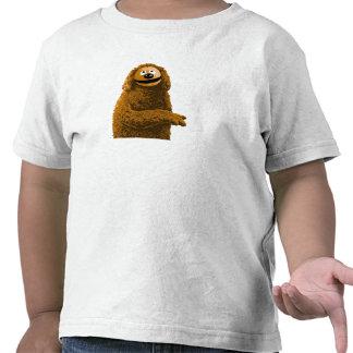 Rowlf Disney de los Muppets Camiseta